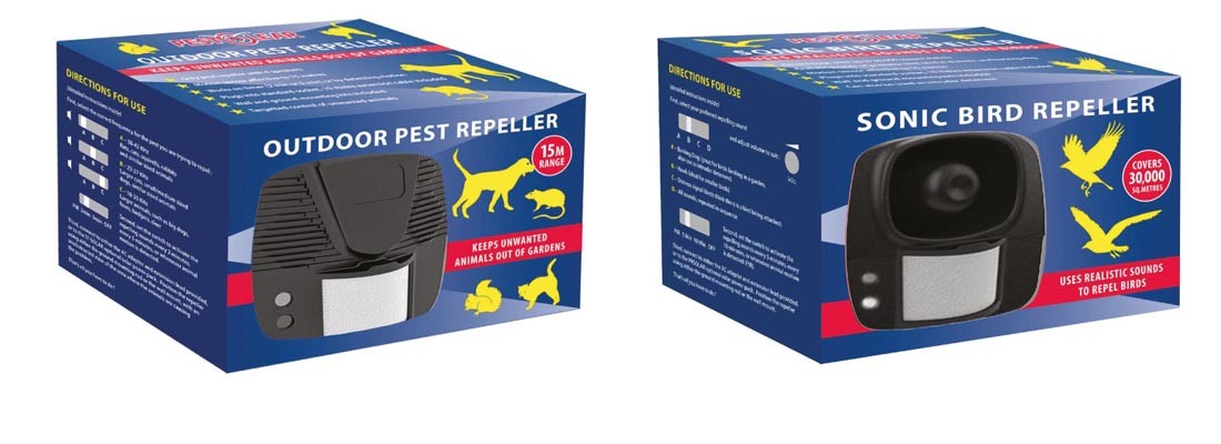 Pestclear Outdoor range